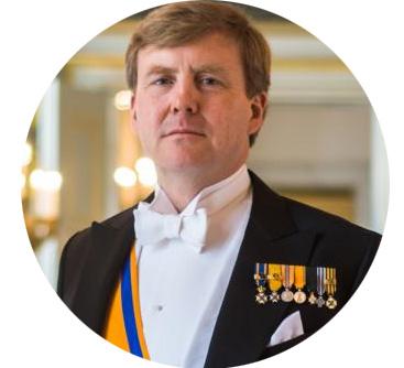 King William ALEXANDER